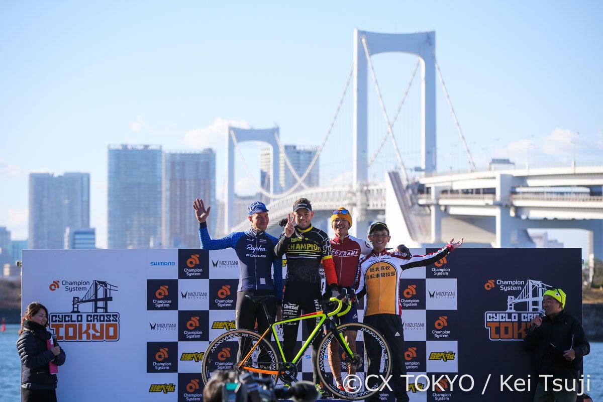 2016-17 JCX 第12戦 シクロクロス東京2017