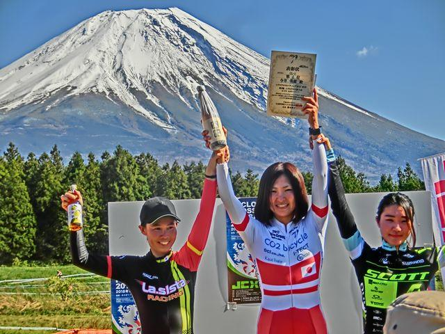 シクロクロスミーティング 第2戦 富士山 JCX第3戦