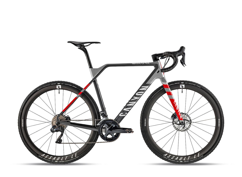 キャニオン 2020モデル シクロクロスバイク「インフライト」シリーズ発売
