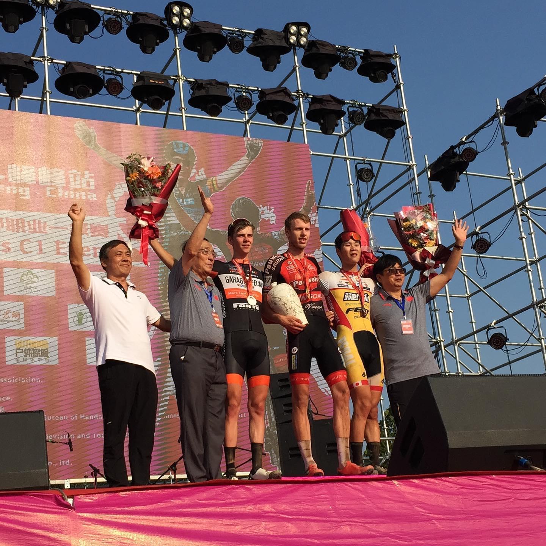 千森杯 第2戦 峰峰 Stage で織田聖が 3位獲得