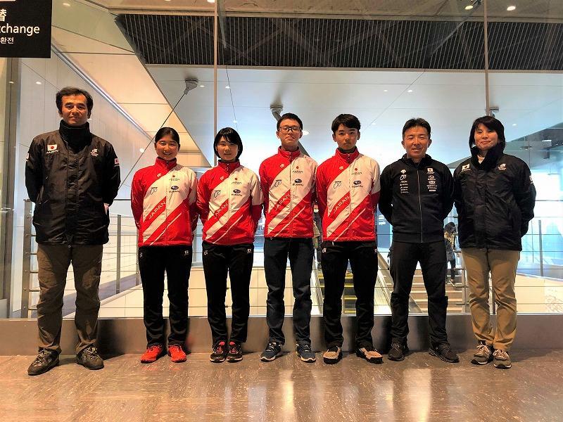 2020 世界選手権 日本選手団 & ライブ情報