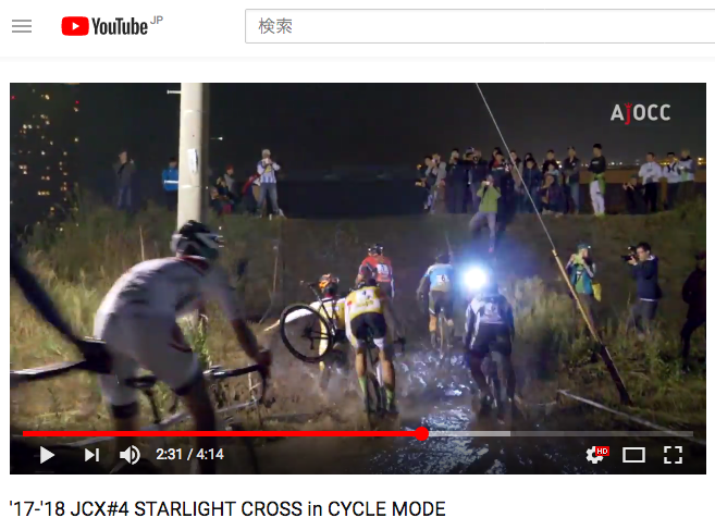 JCX Series 第4戦 STARLIGHT CROSS in CYCLE MODE レースダイジェスト