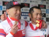 第25回 シクロクロス全日本選手権 大会1日目 マスターズ