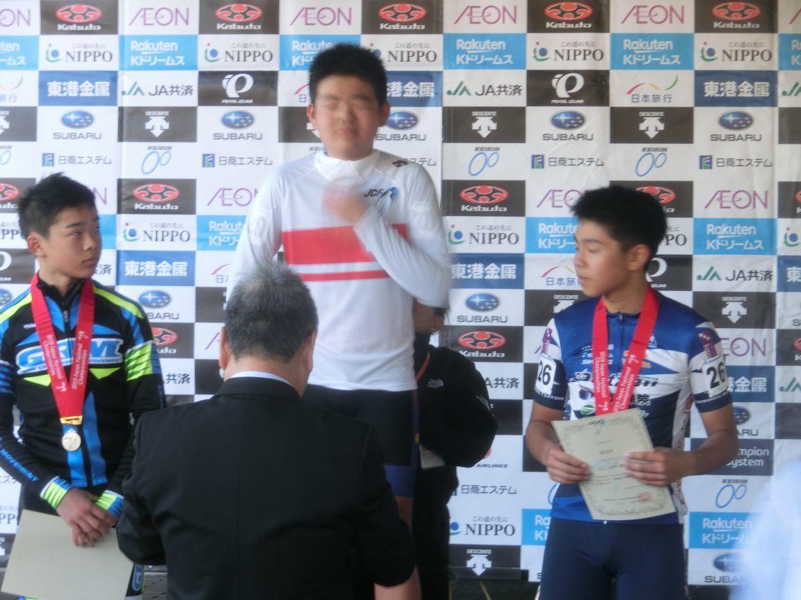 第25回 シクロクロス全日本選手権 大会2日目 U15からエリートまで