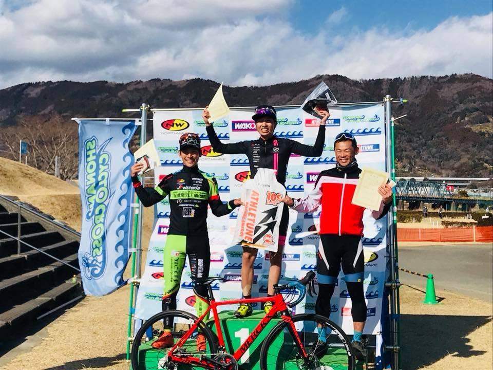 湘南シクロクロス2017-18 第3戦 開成水辺スポーツ公園